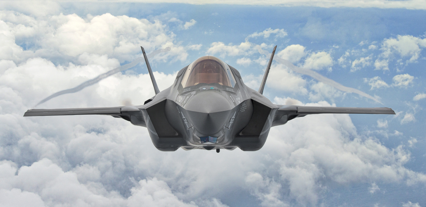 About the F-35